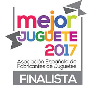 Mejor Juguete 2017 finalist